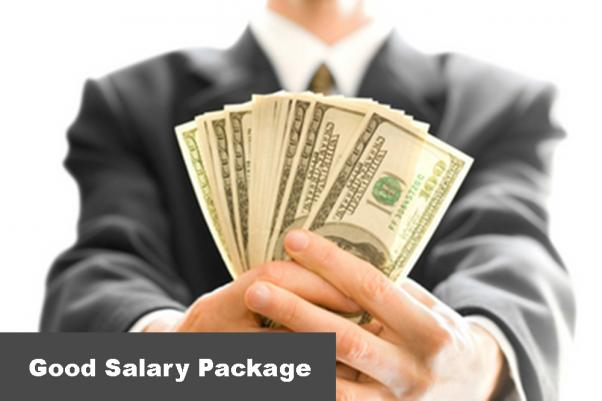 Good Salary Package